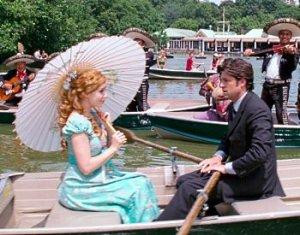 Enchanted Boat